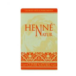 Copper Henne Natural Henna Hair Dye | World's End Natural Products